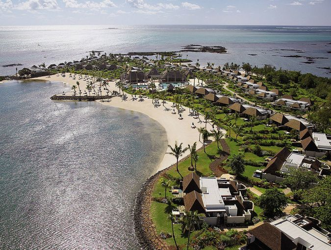 Фото отеля FOUR SEASONS RESORT MAURITIUS AT ANAHITA HOTEL 5*LUXE - отдых на Маврикии от САН-ТУР