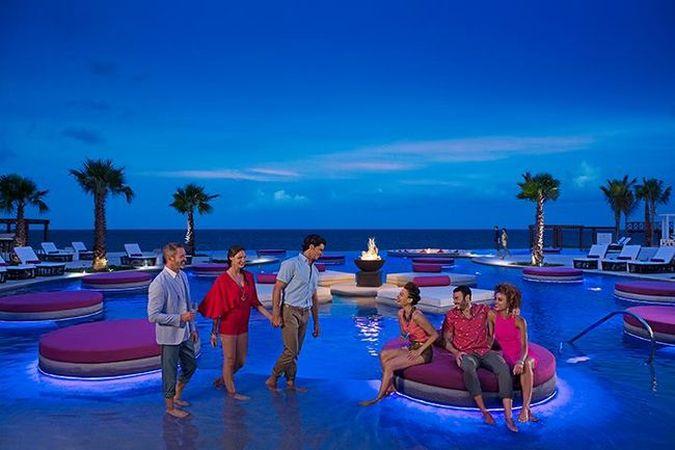 Фото отеля Breathless Riviera Cancun 5* Мексика. Канкун