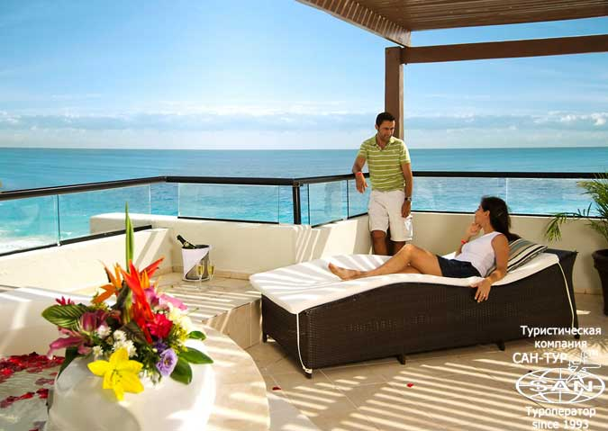 Фото отеля Crown Paradise Club Cancun 5*