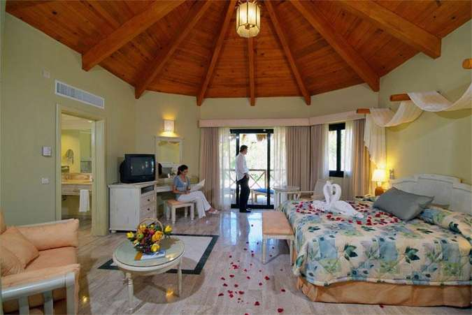 GRAND PALLADIUM WHITE SAND RESORT & SPA 5*