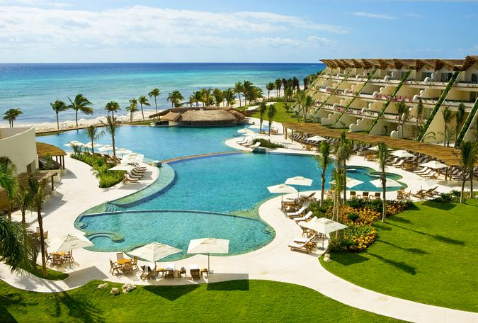 Grand Velas All Suites & Spa Resort Riviera Maya 5*Мексика Ривьера Майя