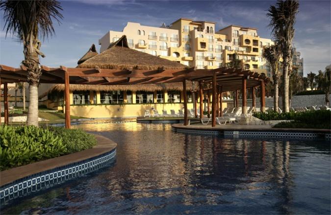 Фото отеля Fiesta Americana Condesa Cancun 5*