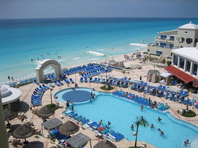 Канкун Мексика отдых пляжи отели Канкуна от Тонкостей