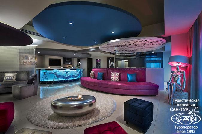 Фото отеля Hard Rock Hotel Vallarta 5* Мексика