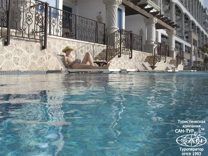 Фото отеля Hyatt Zilara 5* Канкун