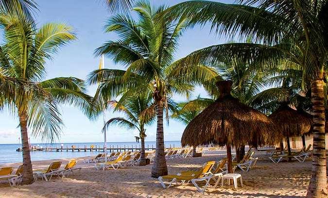 туры в Мексику - Косумель