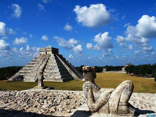 Мексика - страна ацтеков