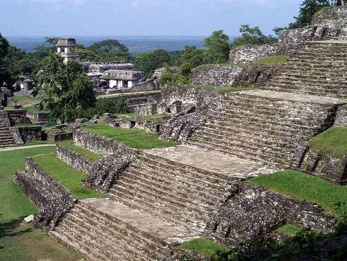 В стране майя