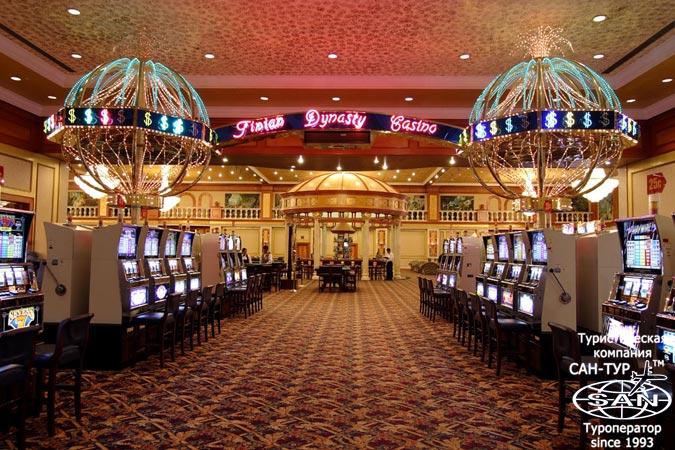 Анекдоты про казино и покер