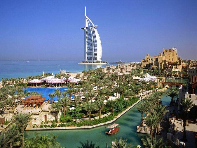 Экскурсии в ОАЭ