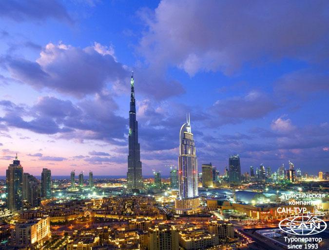 Когда ехать в Дубай?