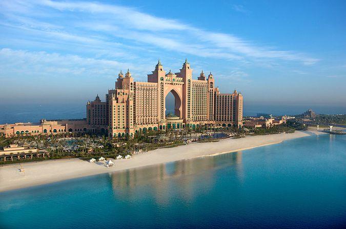 Особенности отдыха в Дубаи