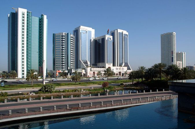 CROWNE PLAZA DUBAI 5*