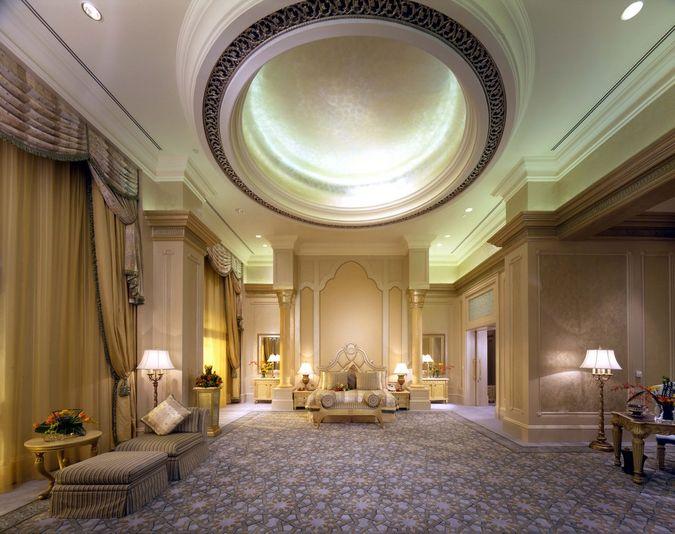Отель EMIRATES PALACE 5* отдых в ОАЭ САН-ТУР