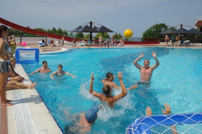 НАДЕЖДА SPA МОРСКОЙ РАЙ 5* - отдых в Геленджике от САН-ТУР