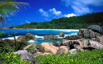 остров ЛА ДИГ – 5х3 км