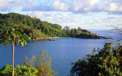 остров МАЭ – 27х8 км