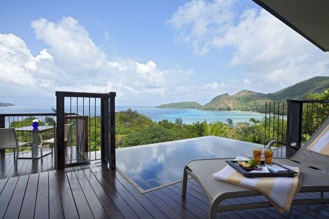 Отель RAFFLES PRASLIN SEYCHELLES5* - отдых на Сейшельских островах САН-ТУР