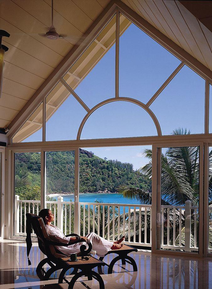 Отель BANYAN TREE SEYCHELLES RESORT 5* Отдых на Сейшельских островах САН-ТУР