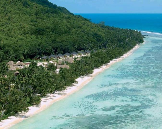 Отели LABRIZ SILHOUETTE 5* отдых на Сейшельских островах