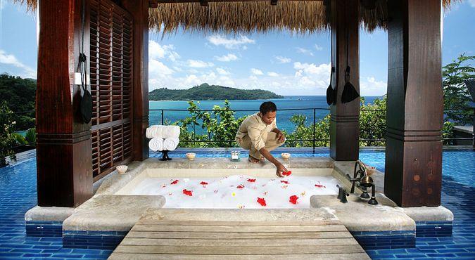 Отель MAIA LUXURY RESORT SPA 5* отдых на Сейшельских островах САН-ТУР