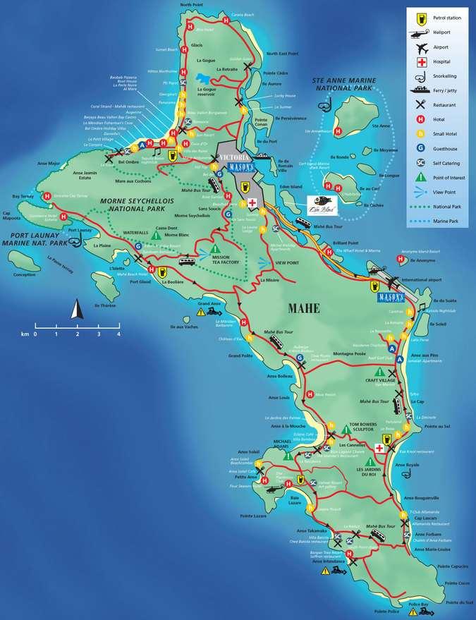 Туры на Сейшелы