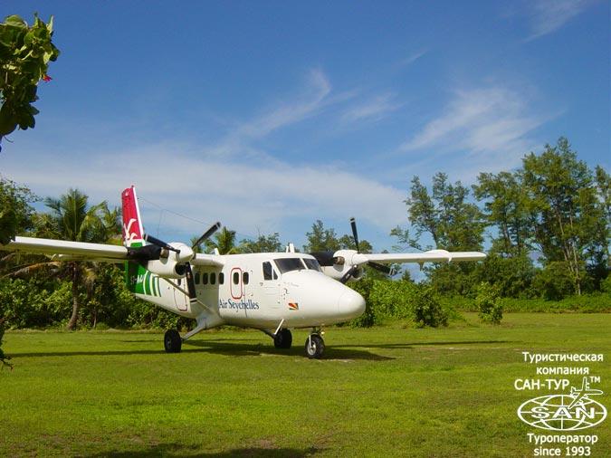 Сейшельские острова туроператор