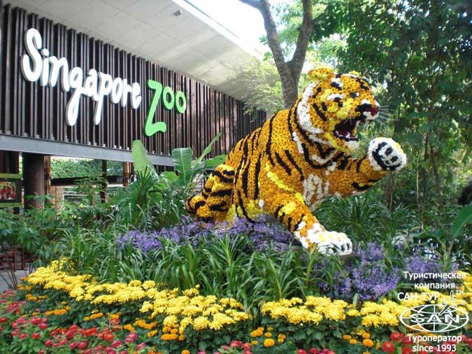 Зоопарк Сингапура (SingaporeZoo)