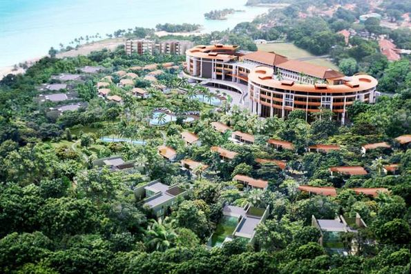 Отель capella singapore 5 отдых в сингапуре