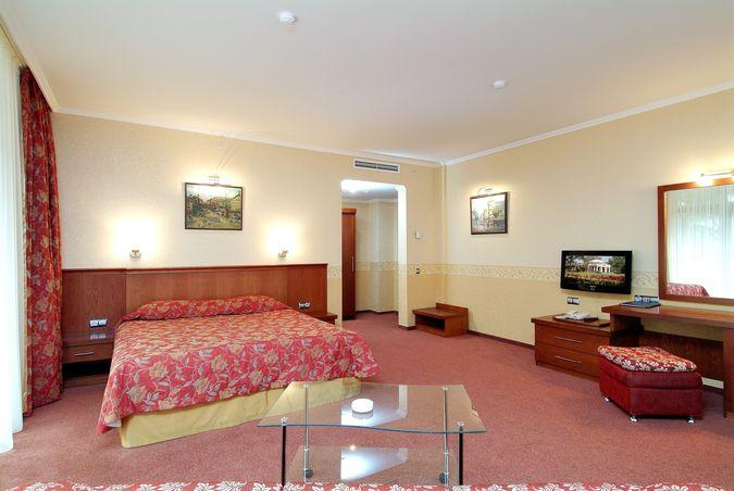 ПРИМОРЬЕ SPA HOTEL WELLNESS 4* - отдых в Геленджике от САН-ТУР