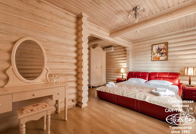 Фото Озеро Дивное Эко-Отель 4*