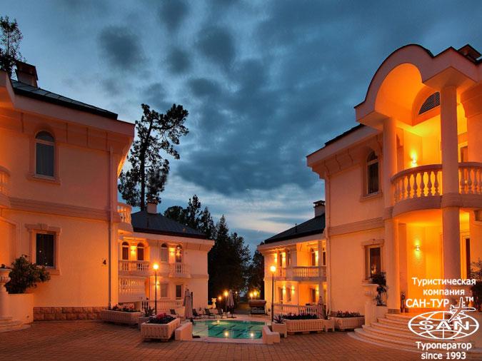 Фото отеля Spa Hotel Ostrova