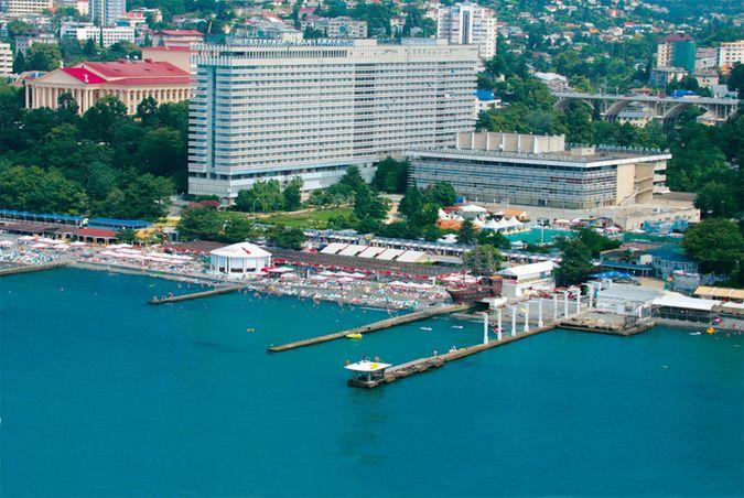 Отдых в Сочи цены 2018 гостиницы и пансионаты санатории