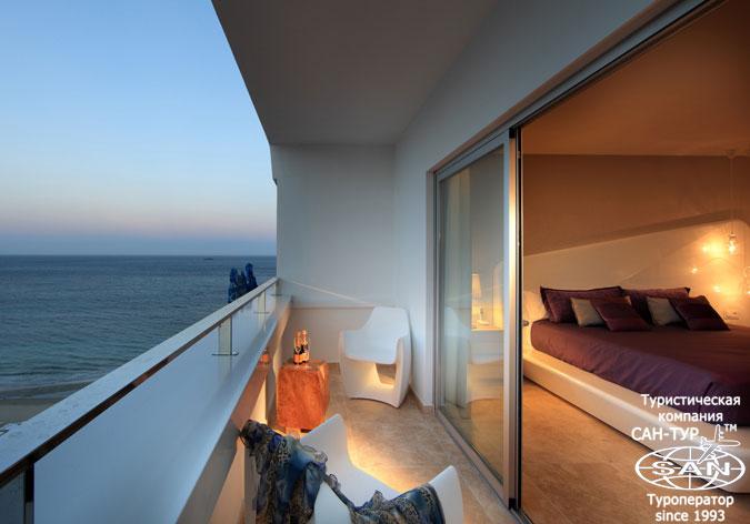 Фото отеля Ushuaia Ibiza Beach Hotel 5* Испания