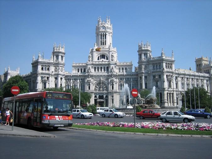 Экскурсионные туры в Испанию