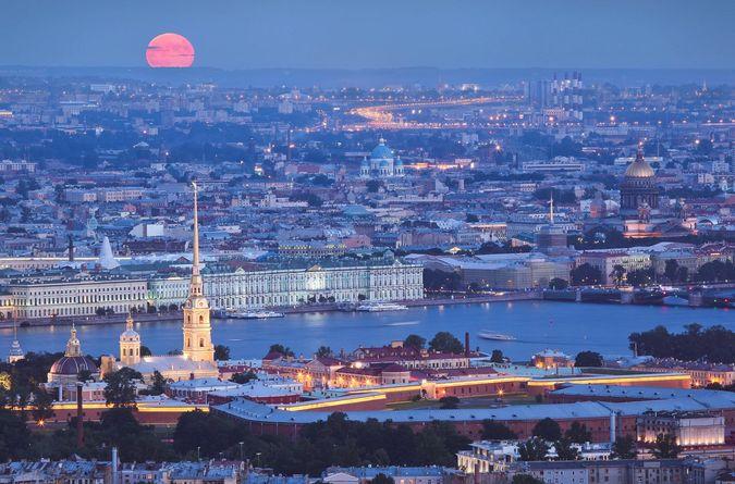 Отдых в Санкт-Петербурге САН-ТУР