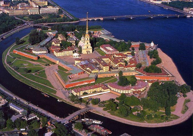 Отдых в Санкт-Петербурге САНТУР Туроператор