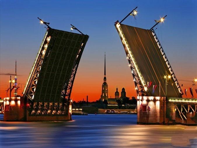 Из Санкт-Петербурга с любовью