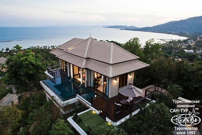 Отель Banyan Tree Samui 5* Тайланд о. Самуи