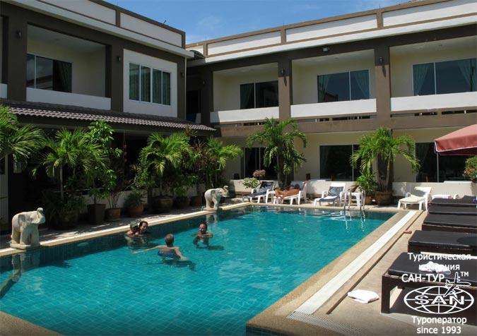 нудистские туры в Таиланд