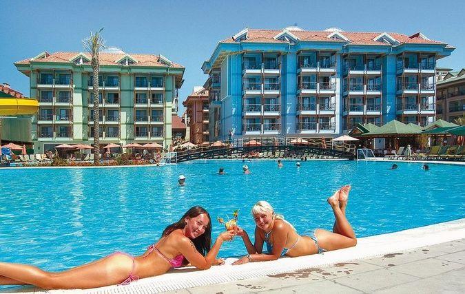 Nudist hotel in turkey