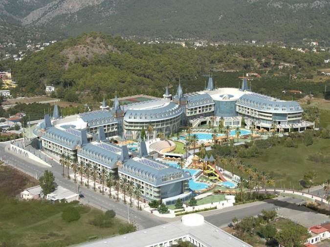 AMARA PRESTIGE HOTEL 5* (ex. Le Chateau de Prestige Resort Spa Thalasso)