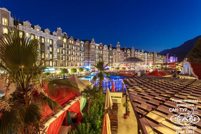 Фото отеля Orange County Resort 5* Кемер