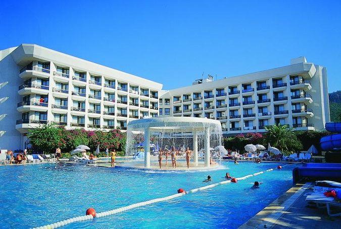 Каталог отелей в турции