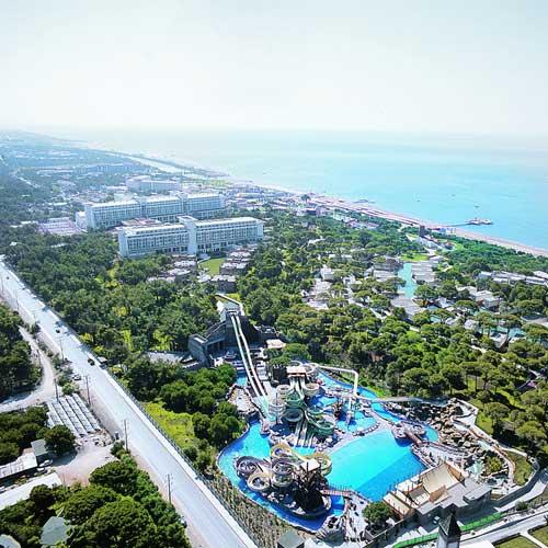 Фото отеля Rixos Premium Belek.  Отели и гостиницы мира.
