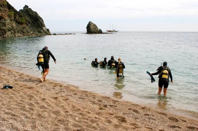 Водный спорт в турции