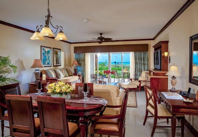 Фото отеля Italian Village Family Suites at Beaches' Turks Caicos Resort 5*
