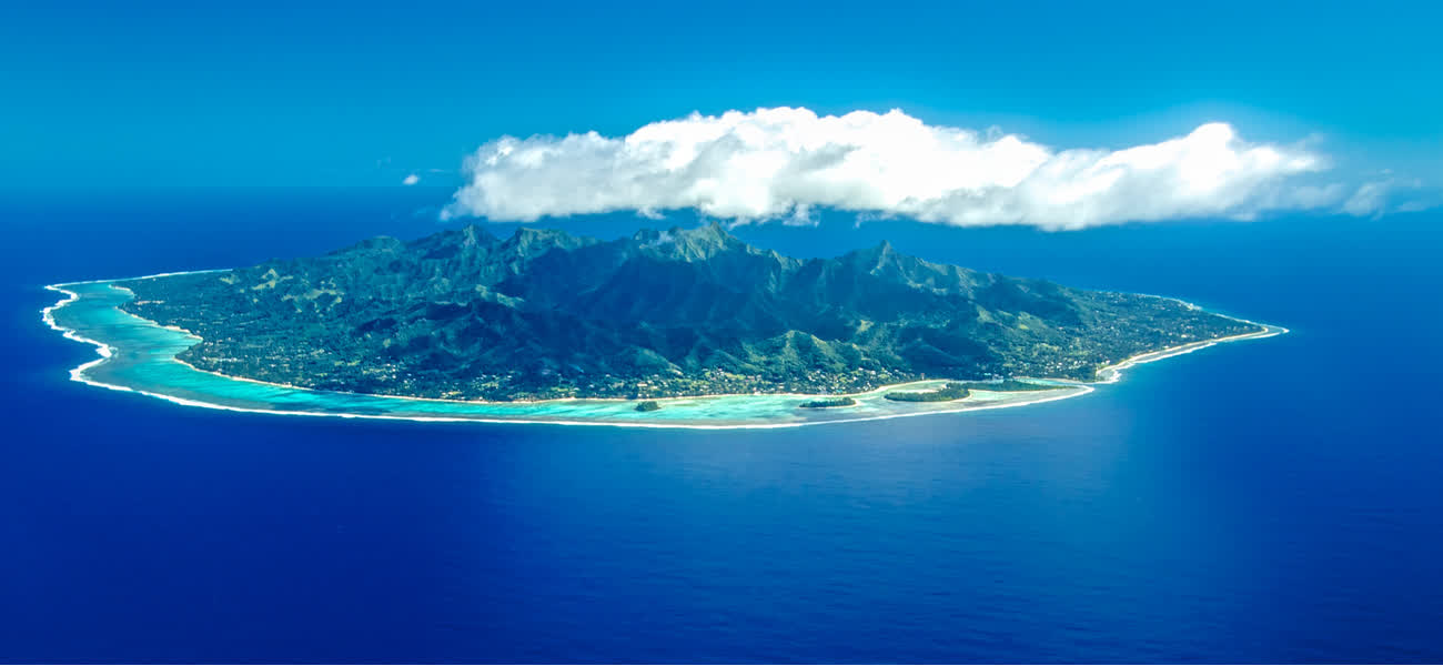 Туры на острова Кука