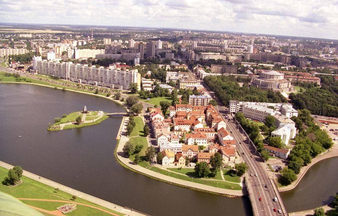 Республика Беларусь о стране