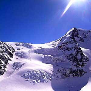 В Чечне восстанавливается горнолыжный курорт. Фото с сайта santour.ru